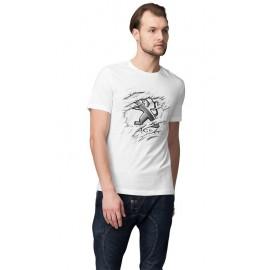 Peugeot _ Car Logo férfi póló