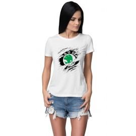 Skoda_Car logo női póló