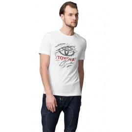Toyota_Car logo férfi póló