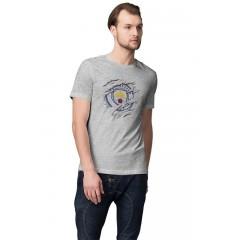 Manchester City Foci új Logo férfi póló