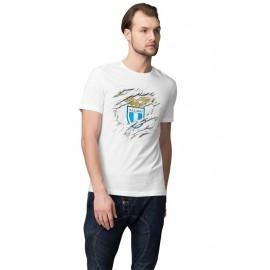 S.S. Lazio Foci Logo férfi póló