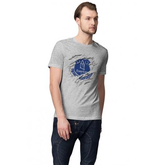 Everton Foci Logo férfi póló