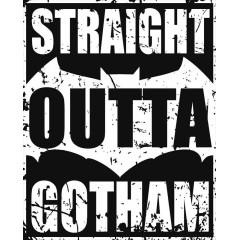 Straight Outta Gothem