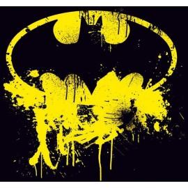 Batman splatter férfi póló