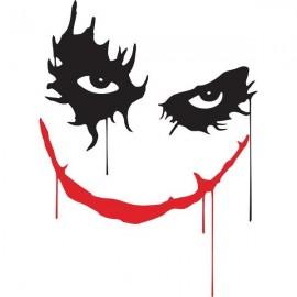 Joker Face férfi póló