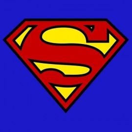 Superman férfi póló