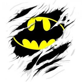 Batman Tépett mintával Férfi póló