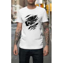 Black Panther Tépett mintával Férfi póló
