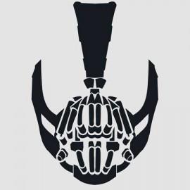 Bane Logo Férfi póló