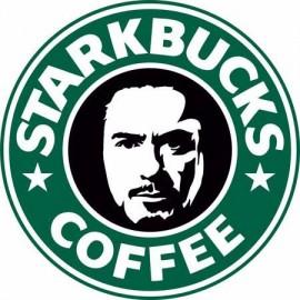 Starkbucks Férfi póló