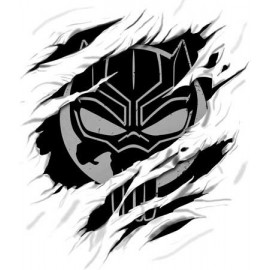 Black Panther Tépett Női Póló