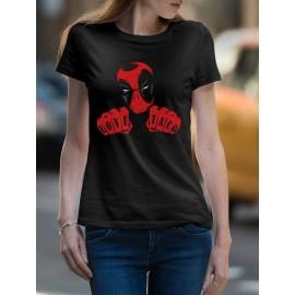 Love Taco Deadpool Női póló
