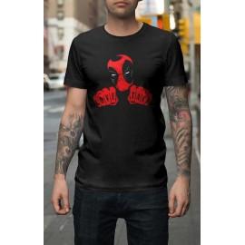 Love Taco Deadpool Férfi Póló
