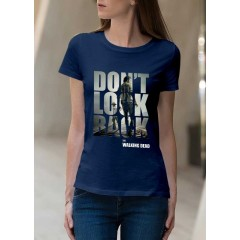 Don't look back női póló