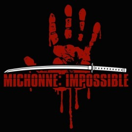 Michonne impossible Férfi Póló