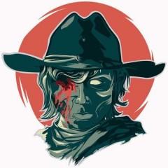 The Walking Dead Carl Női póló