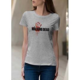 Walking Dead Tenyér női póló