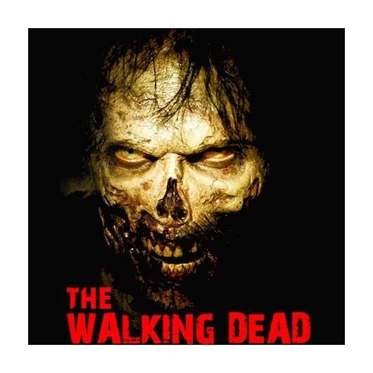 The Walking Dead Zombi Férfi Póló