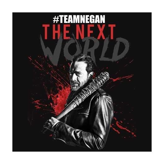 The Walking Dead Next World női póló