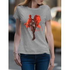 The Walking Dead Daryl_Zombie női póló