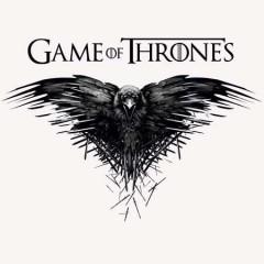 Game of Thrones Crow Férfi Póló