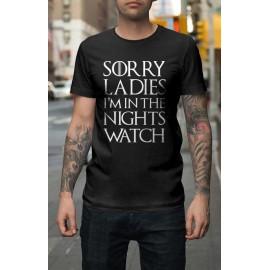 Sorry Ladies Férfi póló