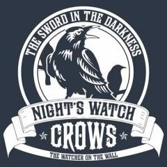 Game of Thrones Nigth's Watch Férfi Póló