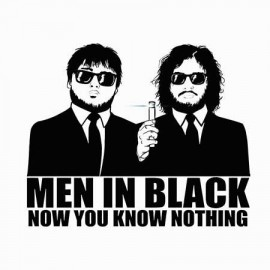 Game of Thrones Men in Black