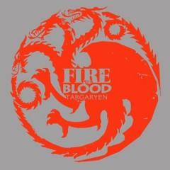 Game of Thrones Thargaryen