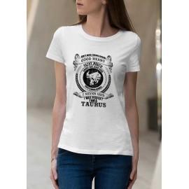 Zodiac Bika Női póló