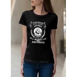 Zodiac Vízöntő Női póló
