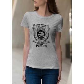 Zodiac Halak Női póló