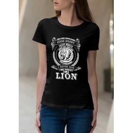 Zodiac Oroszlán Női póló
