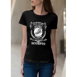 Zodiac Scorpió Női póló