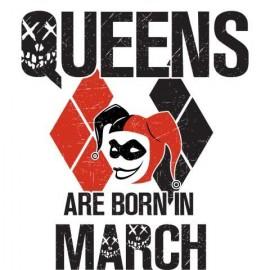 Harley Queen Március Női póló