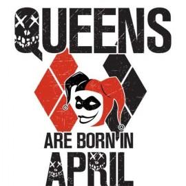 Harley Queen Április Női póló