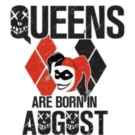 Harley Queen Augusztus Női póló