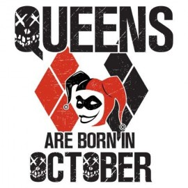 Harley Queen Október Női póló