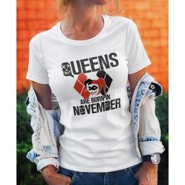 Harley Queen November Női póló