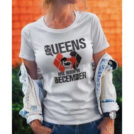 Harley Queen December Női póló