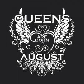 Queen are born Augusztus Női póló