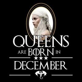 Daenerys December Női póló