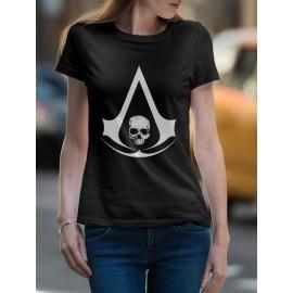 Assassin's Creed Black Flag Női póló