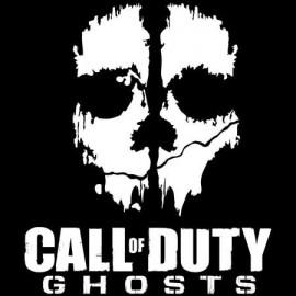 COD Ghosts Férfi póló
