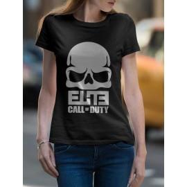 Call of Duty: Elite Női póló