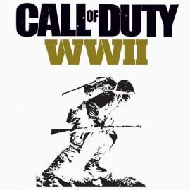 Call of Duty WWII Soldier Női póló