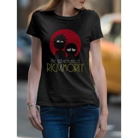 Rick&Morty Női póló