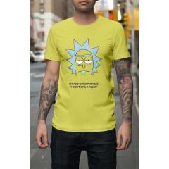 Rick & Morty Don't Give Férfi Póló