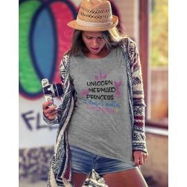 Special unikornis női póló