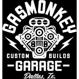 Gas Monkey (2) Női póló